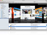 Safaricoverflow